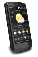HTC Touch - the new kid on the block