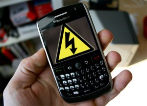 Why the recent outage makes BlackBerry better that ever…