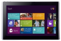 Windows 8 tablet PC mock-up