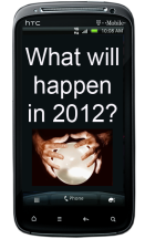 Top 10 highlights of 2011 and predictions for 2012