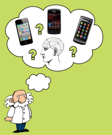 Which smartphone has the smartest users?