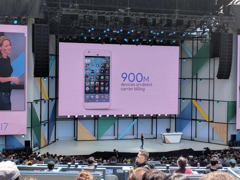 Google 900 million